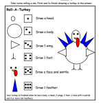 Thanksgiving and Turkey Math, Science, and Social Studies Activities