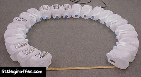 How To Make A Milk Jug Igloo Little Giraffes Teaching Ideas A To Z Teacher Stuff
