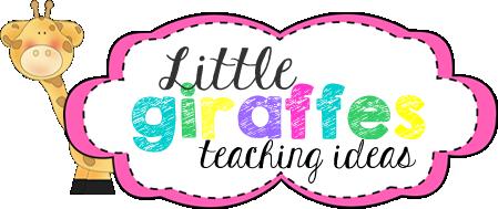 Little Giraffes Teaching Ideas | A to Z Teacher Stuff